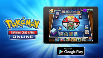 The Pokémon TCG Online Officially Launches on Android!