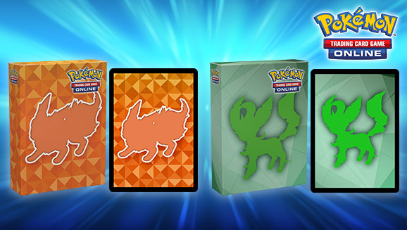 Evolve Your Game with Eevee Deck Boxes and Sleeves!