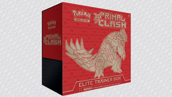 Pokémon TCG: <em>XY—Primal Clash</em> Elite Trainer Box