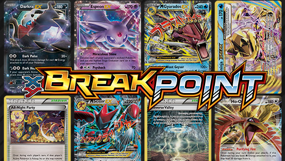Browse the Cards of <em>XY—BREAKpoint</em>!
