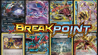 Browse the Cards of XY—BREAKpoint