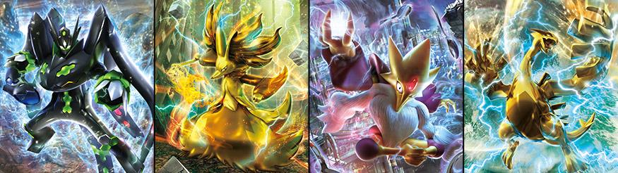 Pokémon TCG: <em>XY—Fates Collide</em>