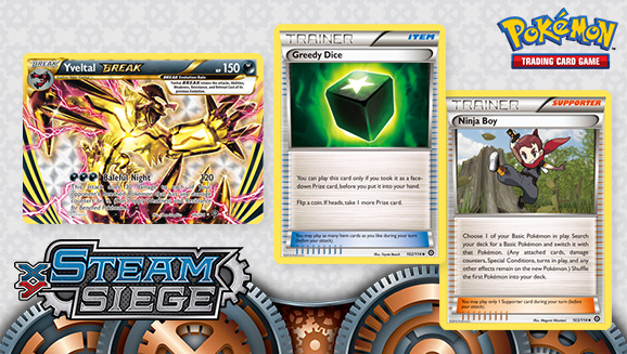 Get Crafty with Yveltal BREAK and Tricky Trainers