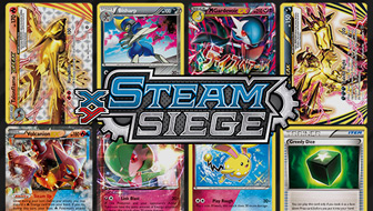 Browse the Cards of XY—Steam Siege