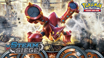 <em>XY—Steam Siege</em> Available Now