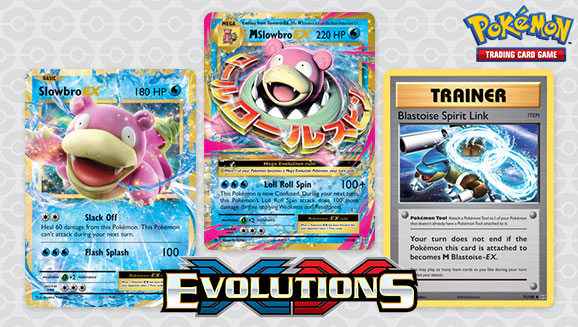 Get into the Battling Spirit with Pokémon TCG: <em>XY—Evolutions</em>