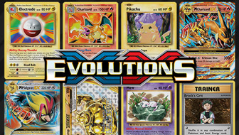 Browse the Cards of XY—Evolutions