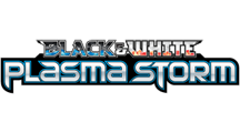 Black & White—Plasma Storm