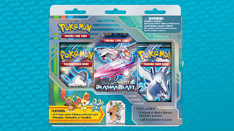 Pokémon TCG: Collector's Pin 3-Pack Blister