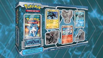 Pokémon TCG: Legendary Dragons of Unova Collection