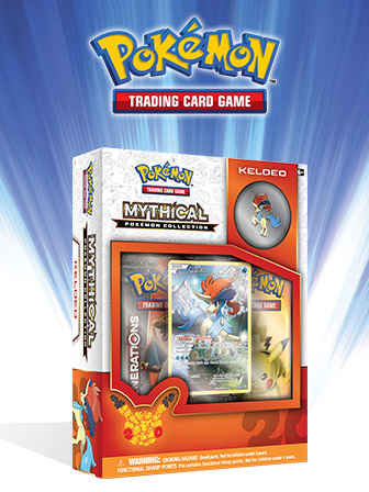 Keldeo Hits Its Stride in the Pokémon TCG!