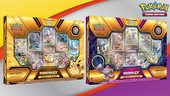 Pokémon TCG: Legendary Collection