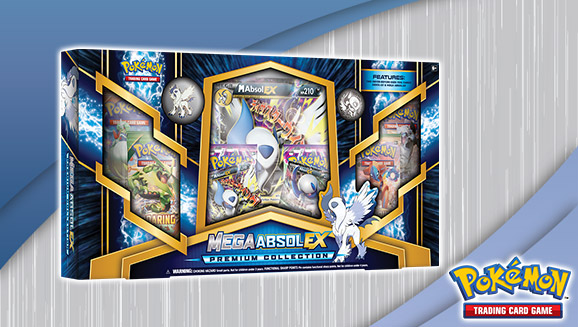 Pokémon TCG: Mega Absol-<em>EX</em> Premium Collection