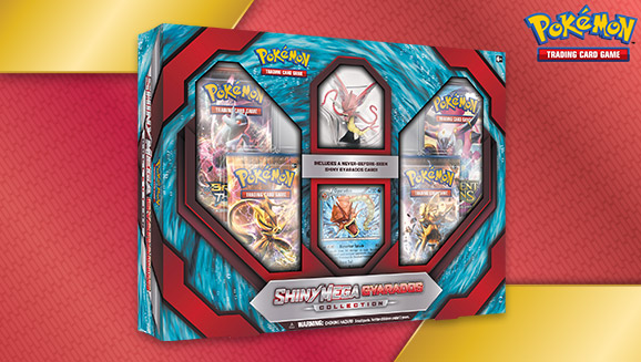 Pokémon TCG: Shiny Mega Gyarados Collection