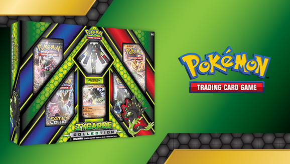 Pokémon TCG: Zygarde Collection