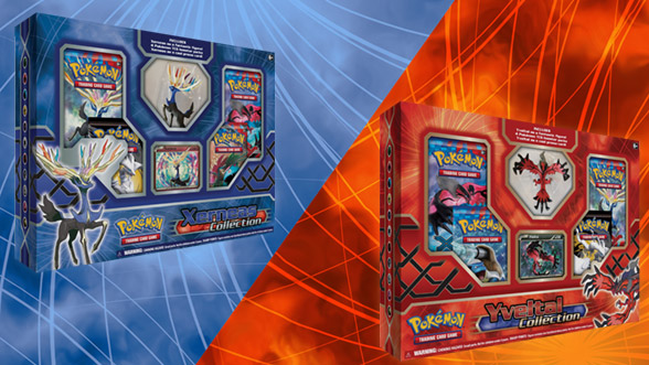 Pokémon TCG: Xerneas or Yveltal Collection
