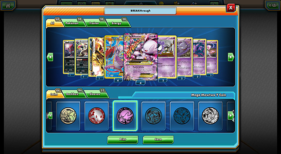 online multiplayer pokemon tcg battle