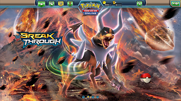 Pokemon trading game online download