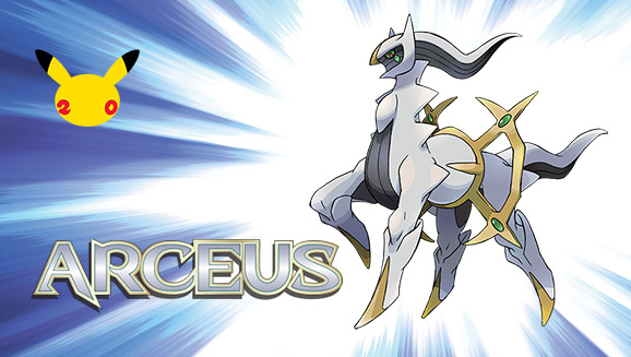 Another Chance at Arceus