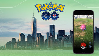 Get Up and Go with Pokémon GO Today