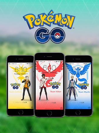 Download Pokémon GO Wallpapers