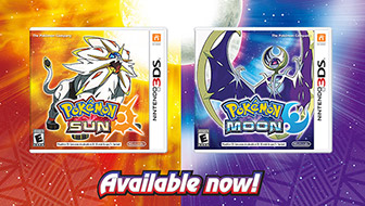 Visit Alola in <em>Pokémon Sun</em> and <em>Pokémon Moon</em> Today
