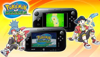 <em>Pokémon Ranger</em> Returns on Wii U