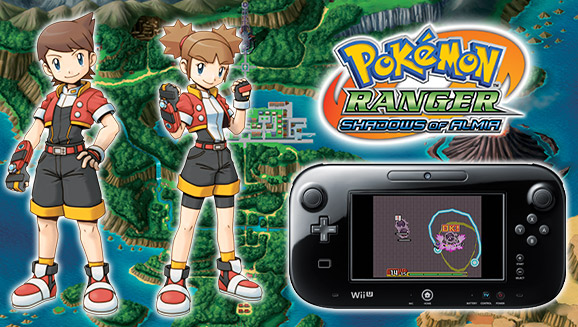 Another Pokémon Ranger Encore Adventure