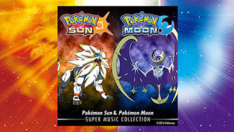 Enjoy the Beautiful Music of <em>Pokémon Sun</em> and <em>Pokémon Moon</em>