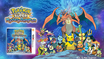 Pokémon Super Mystery Dungeon Is Now Available!