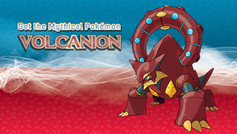Heat Up Your Battles with Volcanion