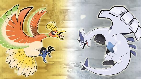 Pok mon heartgold and soulsilver versions pok mon video - Pokemon argent pokemon rare ...
