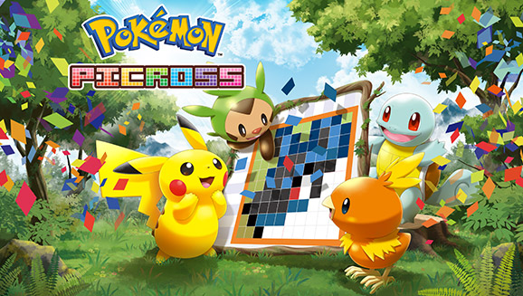 Pokémon Picross Is Now Available!