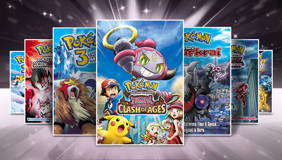 Pokémon Movies Arrive On Demand