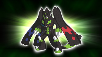 See New Zygarde Formes in Animation News from Japan!