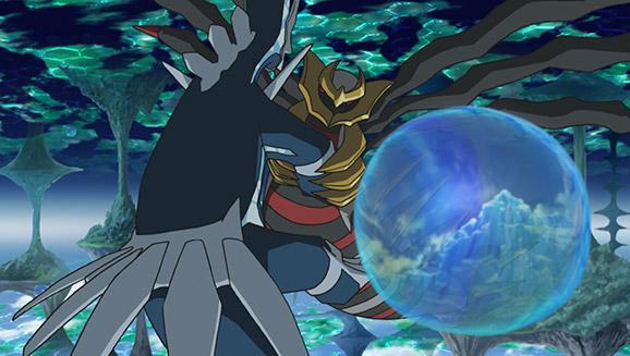 Resultado de imagen para Pokémon: Giratina y el defensor de los cielos