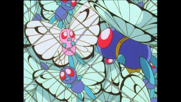Bye-Bye, Butterfree