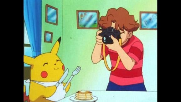 Pokémon Paparazzi