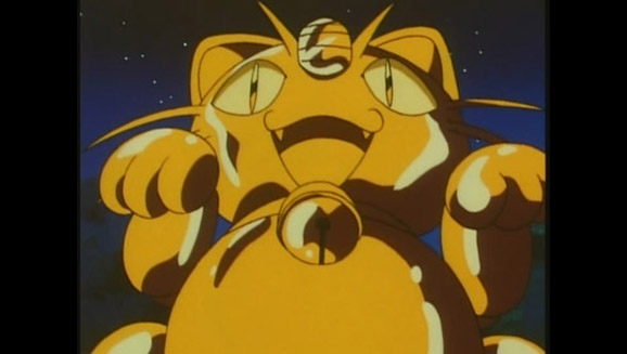 Meowth Rules!