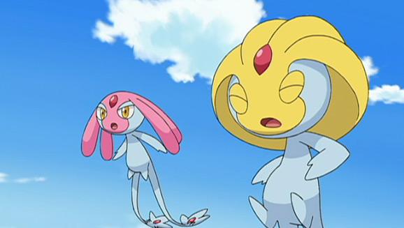 Azelf Pokemon