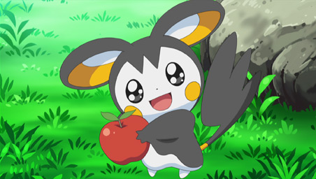 Emolga the Irresistible!
