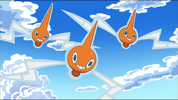 To Catch a Rotom!