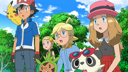 Pokémon the Series: XY Kalos Quest