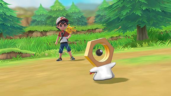 Pokemon Let S Go Pikachu Nintendo Switch Spiele Nintendo