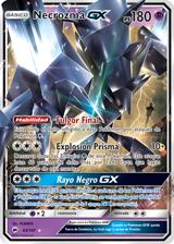 Pokémon Sol y Luna - Sombras Ardientes