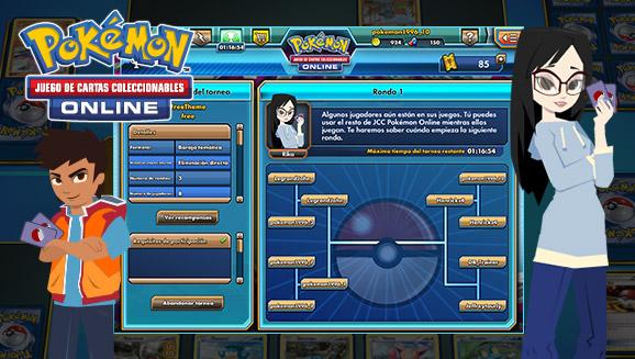 Torneos de JCC Pokémon Online
