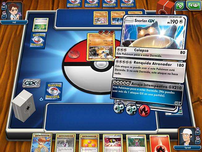 Pokémon Trading Card ONLINE Attack2_ES