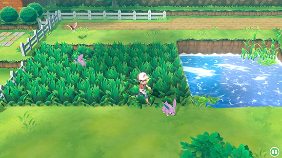 Una Mirada De Cerca Al Nuevo Rpg De Pokemon Para Nintendo Switch