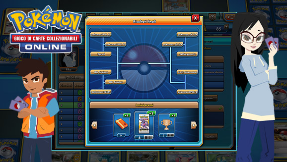 Pokémon TCG Online tournaments