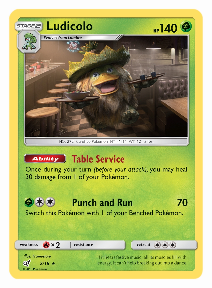 image about Pokemon Printable Cards titled Added Pokémon TCG: Detective Pikachu Playing cards Disclosed